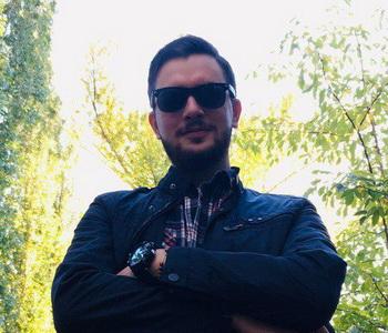Vitaly Malikov (photo)