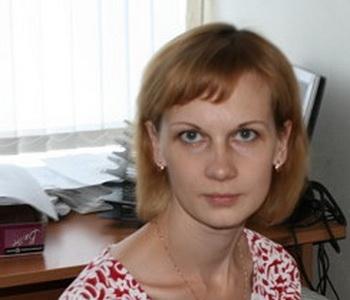 Oksana Savina (photo)